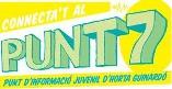 logo Punt7 groc petit