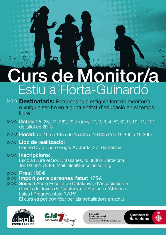 Poster_Monitors_Estiu_2013_Horta_Reds